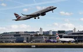 east london airport flights